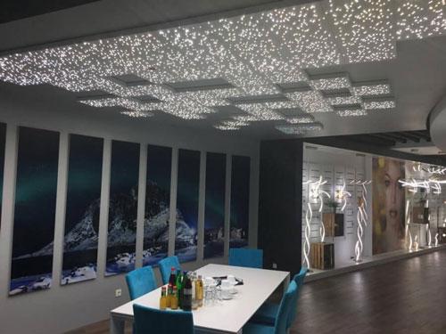 Perfekt Die Allgemeine Beleuchtung Ist Großartig Und Unverzichtbar In Einem  Wohnzimmer, Aber Die LED Streifen Für Die Umgebung Beleuchtung ...