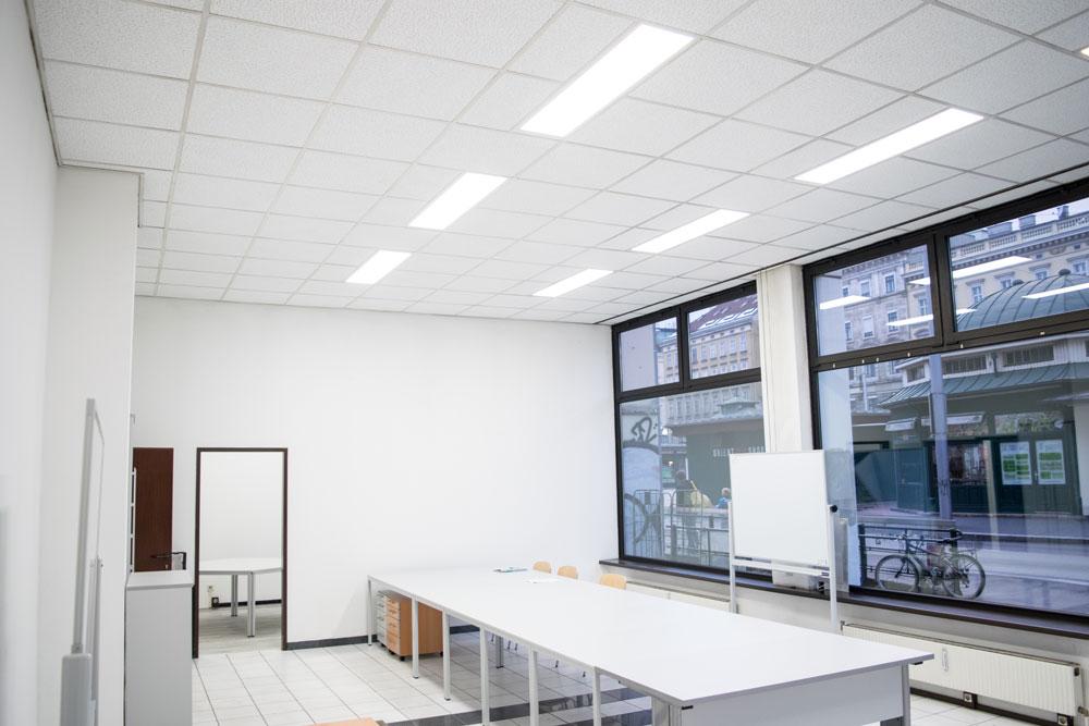 LED Deckenleuchten Paneele Wohnzimmer LED Beleuchtung von